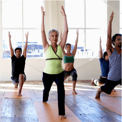 Exercise for older people and arthritis