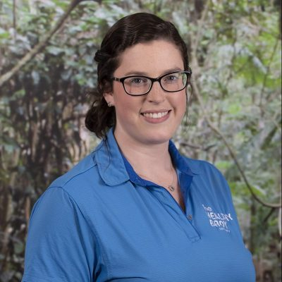 Taylor Sims Physiotherapist