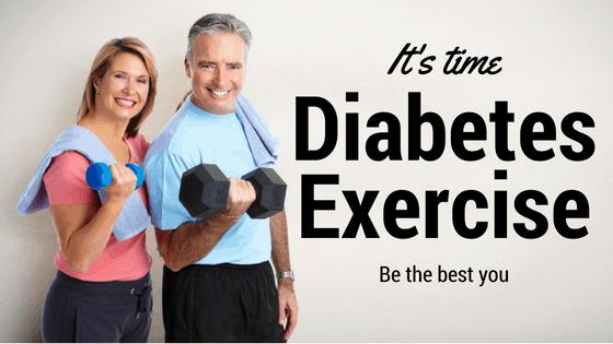 Risultati immagini per diabetes exercise