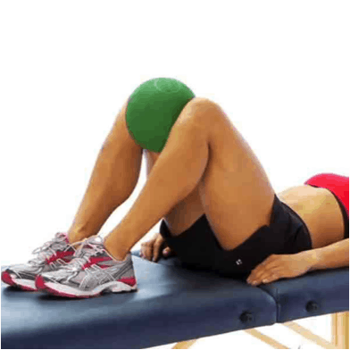 Fig 6 Adductor Squeeze