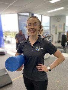 Alicia Physiotherapist Jordan Springs