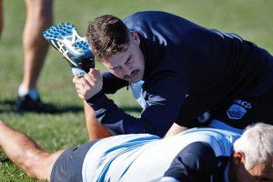 Nathan Duguid, Physiotherapist Jordan SPrings