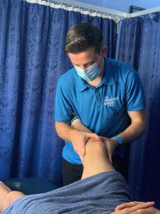 Tom Hamilton Physiotherapist Penrith