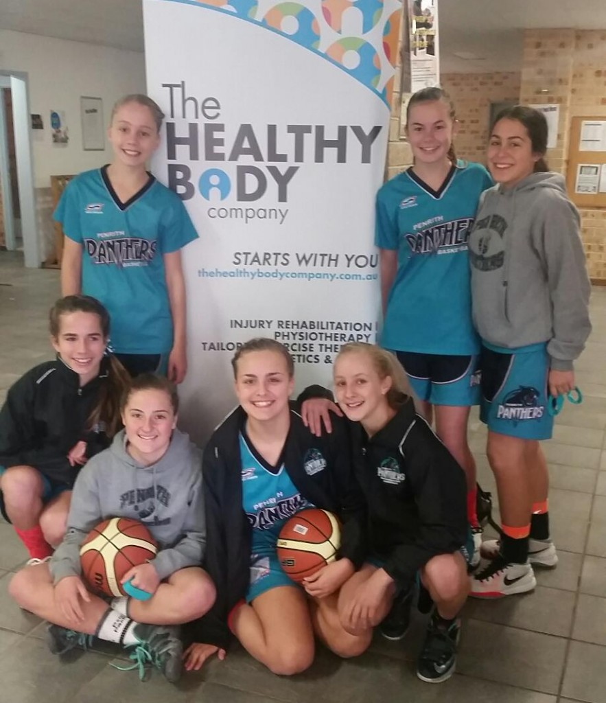 Penrith Districts Basketball Association