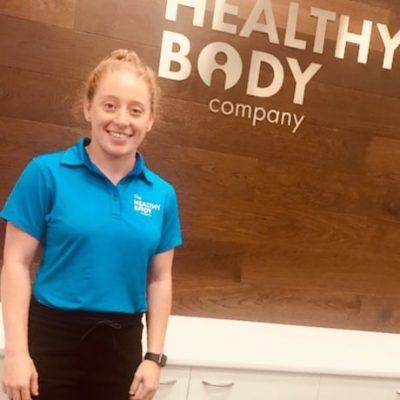 Renee Physiotherapist Jordan Springs