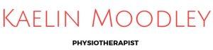 Kaelin Moodley Physio