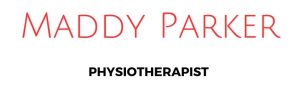 Maddy Parker Physiotherapist