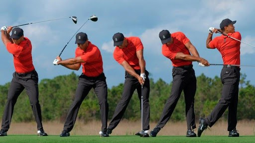 physiotherapy and golf