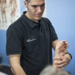 Physiotherapist Jordan Springs